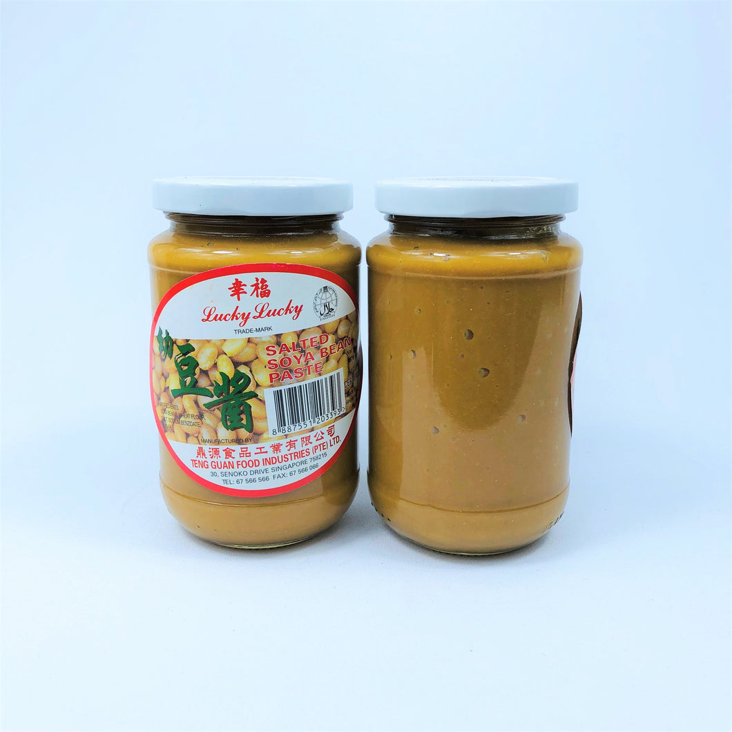 Salted Soya Bean Paste, 370g