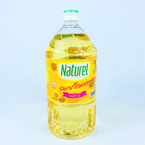 Naturel Sunflower Cooking Oil, 2L