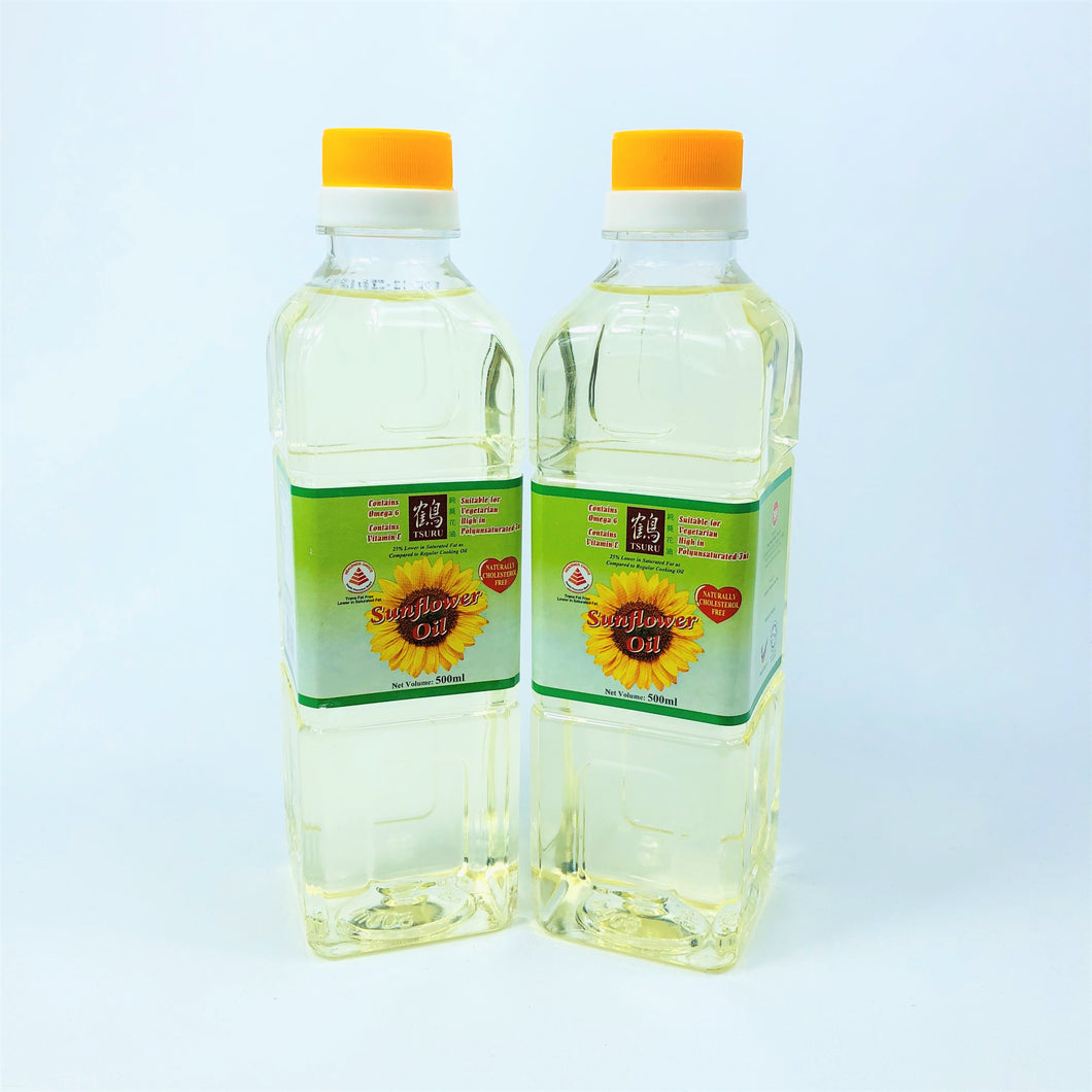 Sunflower Oil, 500ml