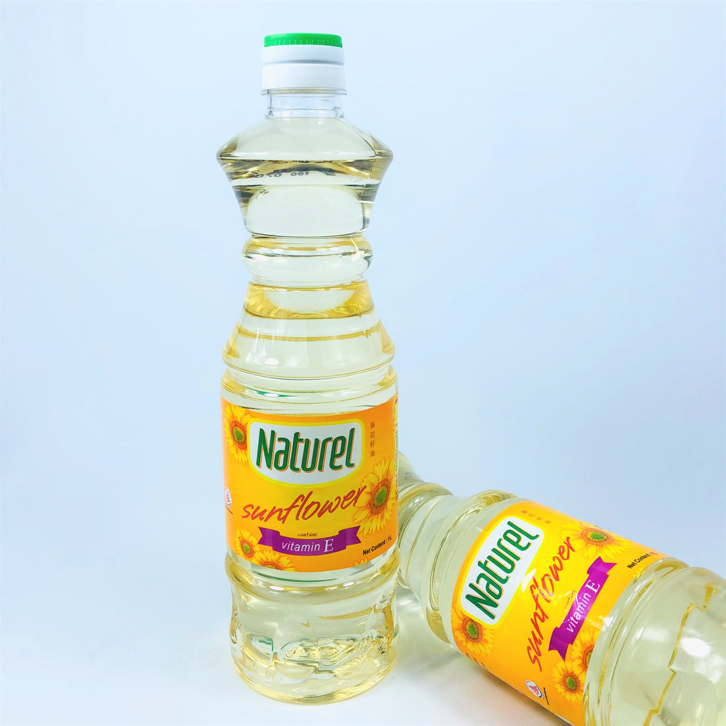 Naturel Sunflower Oil, 1L