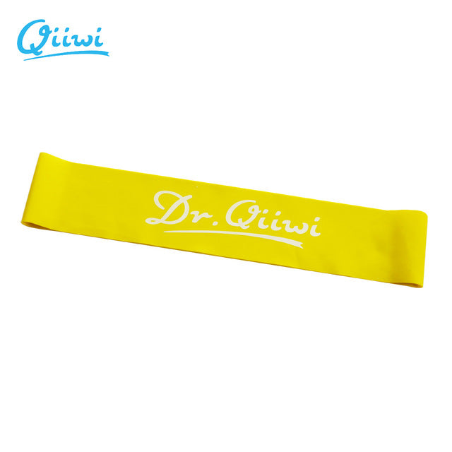 Dr.Qiiwi Resistance Elastic Bands for Fitness Training