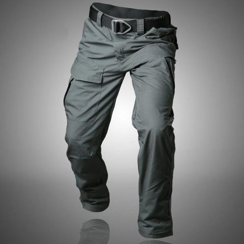 Tactical Waterproof Camouflage Tooling Multi-Pocket Wear-Resistant Pants