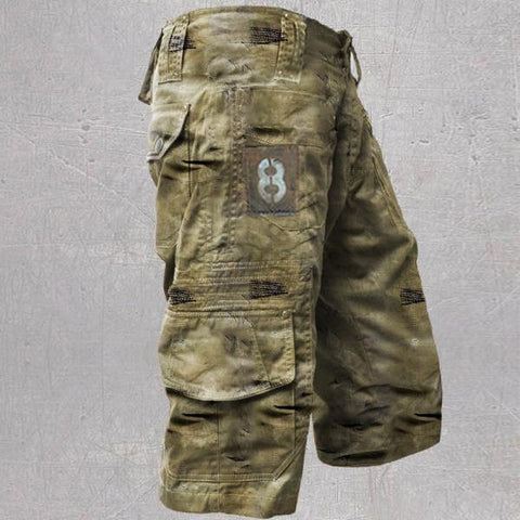 Mens Waterproof Multifunctional Shorts