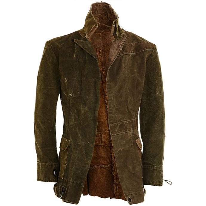 Men's retro industrial style outdoor jacket