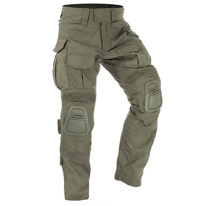 Combat Pants with Knee Pads Airsoft Tactical Trousers Huntin