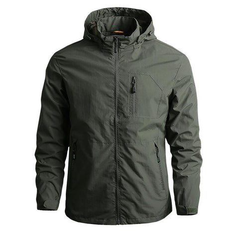 Thin mountaineering Quick-Drying Windproof Sports Jacket