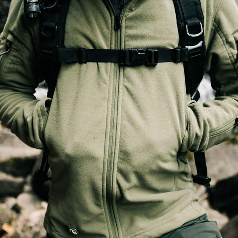 Men's outdoor sports multifunctional jacket
