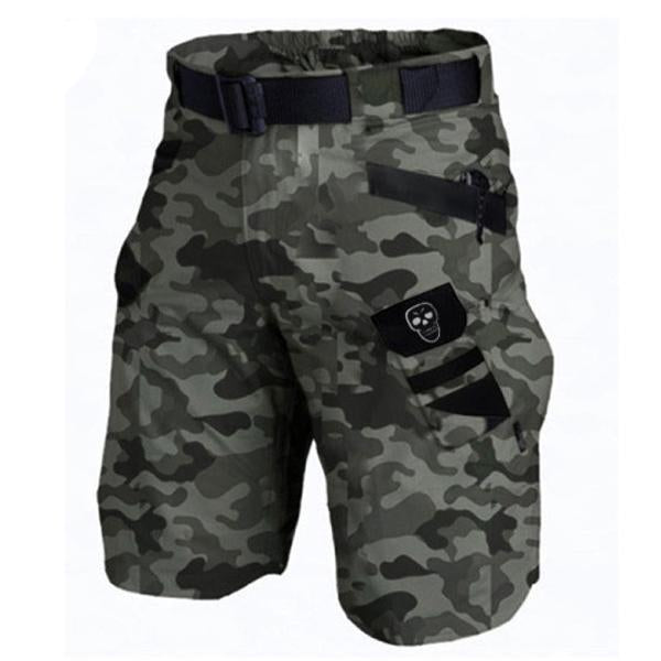 Mens Quick-Drying Outdoor Casual Shorts