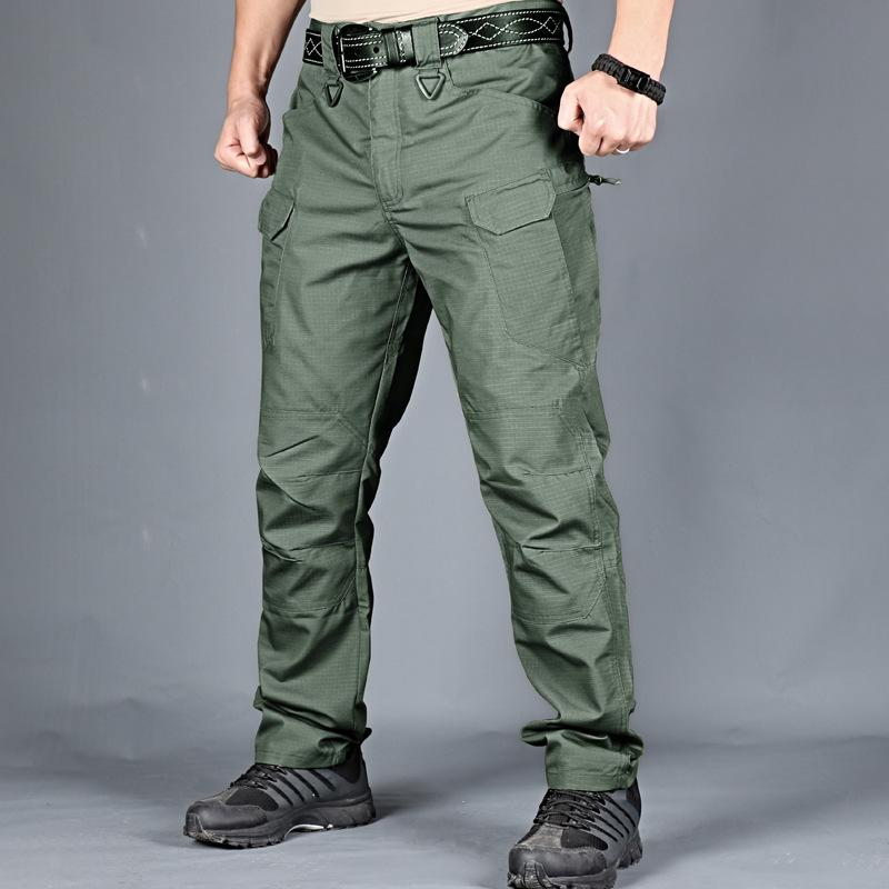 IX7 Tactical Outdoor Training Wearable Multi-Pocket Hiking Pants