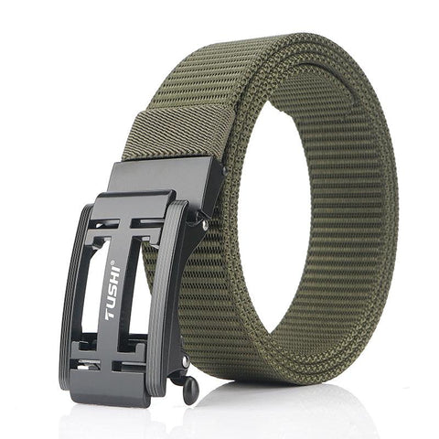No Teeth And No Holes Tactical Belt
