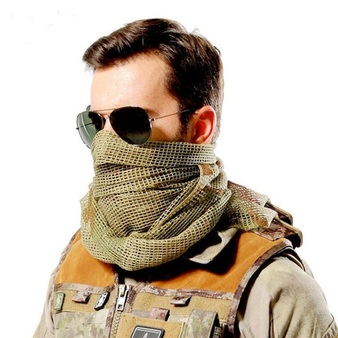 Multifunctional Tactical Scarf