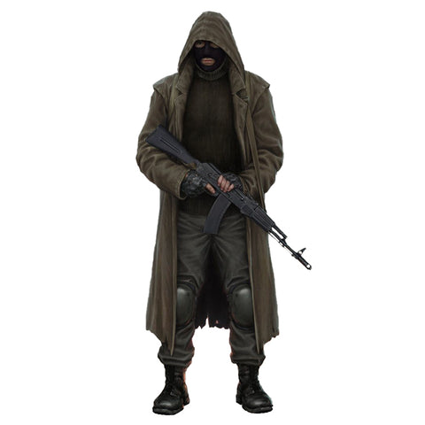 Men's Tactical Hooded Jacket