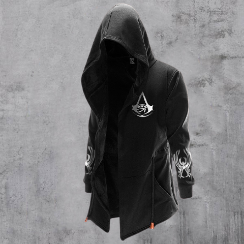 Assassin Master Hoodie Mens Hooded Jacket