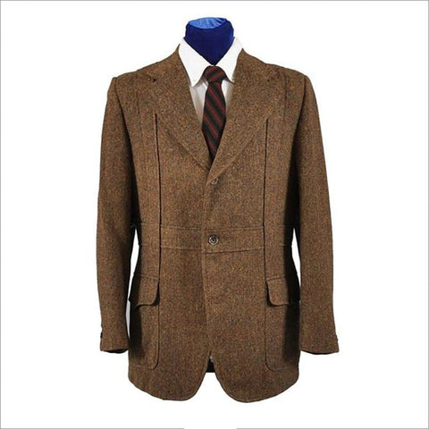 Mens casual new outdoor suit jacket