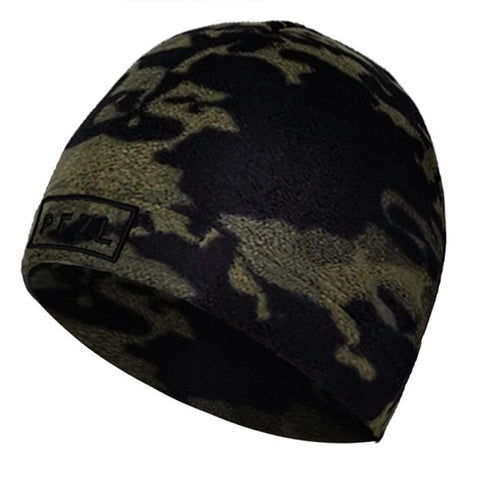 Outdoor Camouflage Fleece Warm Hat