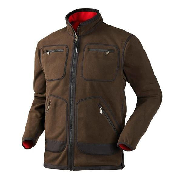 Mens solid color outdoor tactical jacket