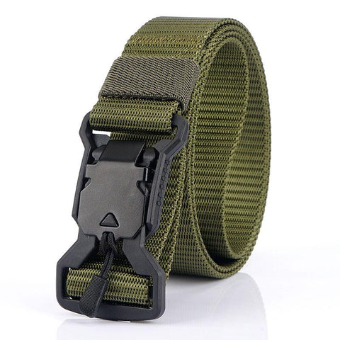 Men's outdoor tactical pants belt