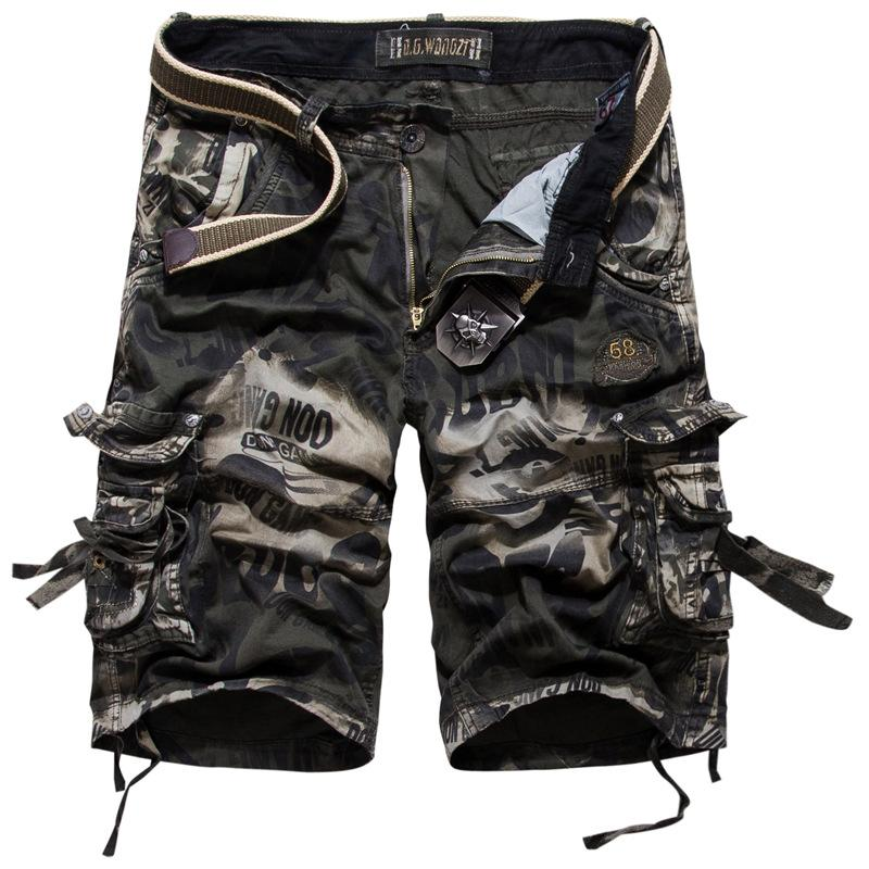 Mens outdoor sports shorts