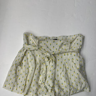 Primary Photo - BRAND: JESSICA SIMPSON STYLE: SHORTS COLOR: WHITE YELLOW SIZE: S SKU: 200-200194-8899