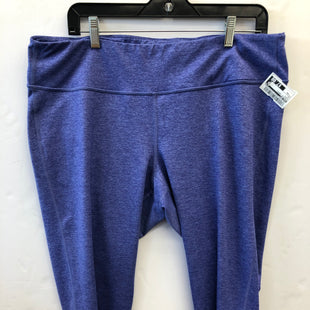 Primary Photo - BRAND: OLD NAVY STYLE: ATHLETIC CAPRIS COLOR: PURPLE SIZE: XXL SKU: 200-200199-19556