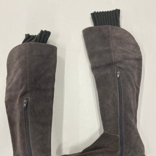 Primary Photo - BRAND: CORSO COSMO STYLE: BOOTS KNEE COLOR: GREY SIZE: 8.5 SKU: 200-20012-8892