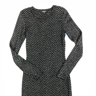 Primary Photo - BRAND: EXPRESS STYLE: DRESS LONG LONG SLEEVE COLOR: BLACK SIZE: 10 SKU: 200-20012-8898