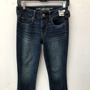 Primary Photo - BRAND: AMERICAN EAGLE STYLE: JEANS COLOR: DENIM SIZE: 2PETITE SKU: 200-200202-5806