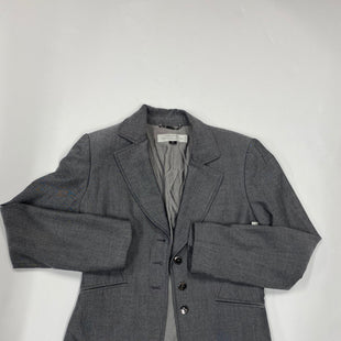 Primary Photo - BRAND: TAHARI STYLE: BLAZER JACKET COLOR: GREY SIZE: 2PETITE SKU: 200-200197-31857
