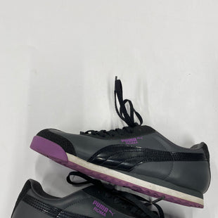 Primary Photo - BRAND: PUMA STYLE: SHOES ATHLETIC COLOR: GREY SIZE: 6 SKU: 200-200202-3844