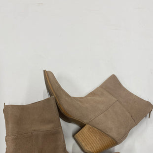 Primary Photo - BRAND: MATISSE STYLE: BOOTS ANKLE COLOR: TAN SIZE: 8 SKU: 200-200202-3846