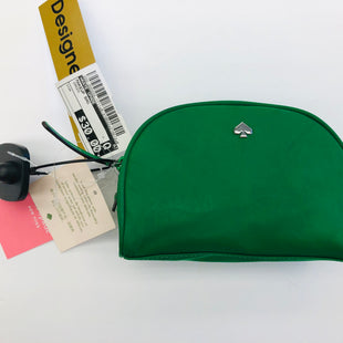 Primary Photo - BRAND: KATE SPADE STYLE: MAKEUP BAG COLOR: GREEN SKU: 200-200204-1711