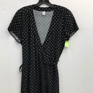 Primary Photo - BRAND: OLD NAVY STYLE: DRESS SHORT SHORT SLEEVE COLOR: POLKADOT SIZE: S OTHER INFO: TALL SKU: 200-200178-28553