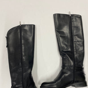 Primary Photo - BRAND: FRANCO SARTO STYLE: BOOTS KNEE COLOR: BLACK SIZE: 9 SKU: 200-200178-24136