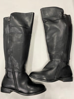 Primary Photo - BRAND: LANE BRYANT <BR>STYLE: BOOTS KNEE <BR>COLOR: BLACK <BR>SIZE: 11 <BR>SKU: 200-200194-7755
