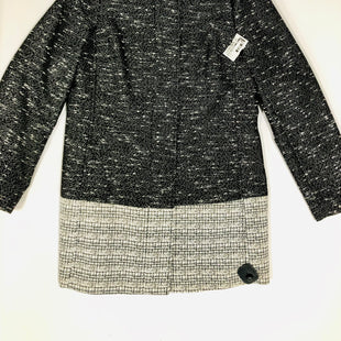Primary Photo - BRAND: BANANA REPUBLIC STYLE: BLAZER JACKET COLOR: BLACK WHITE SIZE: M SKU: 200-200199-7065