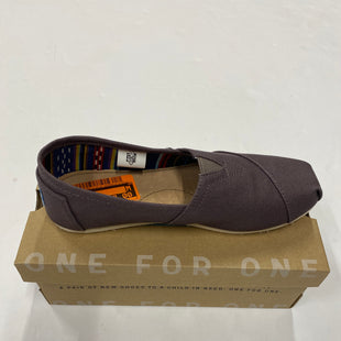 Primary Photo - BRAND: TOMS STYLE: SHOES FLATS COLOR: TAUPE SIZE: 6.5 SKU: 200-200202-4125