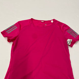 Primary Photo - BRAND: ADIDAS STYLE: ATHLETIC TOP COLOR: PINK SIZE: L SKU: 200-200199-15647