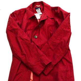 Primary Photo - BRAND: LANDS END STYLE: COAT LONG COLOR: RED SIZE: M SKU: 200-200197-34960