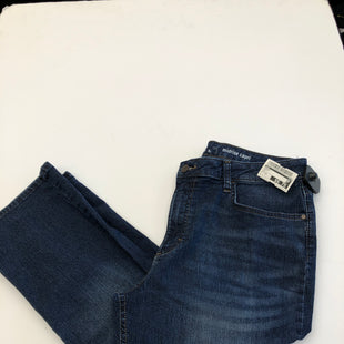 Primary Photo - BRAND: LEE STYLE: CAPRIS COLOR: DENIM SIZE: 14 SKU: 200-200178-28584