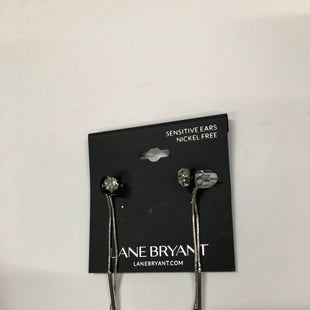 Primary Photo - BRAND: LANE BRYANT STYLE: EARRINGS COLOR: SILVER SKU: 200-200204-296