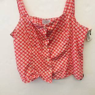 Primary Photo - BRAND: ANN TAYLOR LOFT STYLE: TOP SLEEVELESS COLOR: FLOWERED SIZE: L SKU: 200-200202-5268