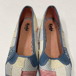 Primary Photo - BRAND: KEDS STYLE: SHOES FLATS COLOR: RED WHITE BLUE SIZE: 8.5 SKU: 200-200199-5935