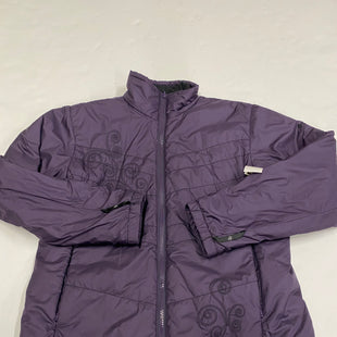 Primary Photo - BRAND: COLUMBIA STYLE: JACKET OUTDOOR COLOR: PURPLE SIZE: M SKU: 200-200202-2154
