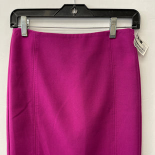 Primary Photo - BRAND: ANN TAYLOR LOFT STYLE: SKIRT COLOR: FUSCHIA SIZE: PETITE   XS SKU: 200-200197-34277