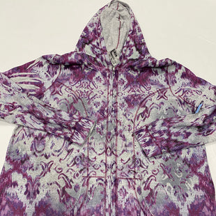 Primary Photo - BRAND: LIVE AND LET LIVE STYLE: JACKET OUTDOOR COLOR: PURPLE SIZE: 2X SKU: 200-200178-21131