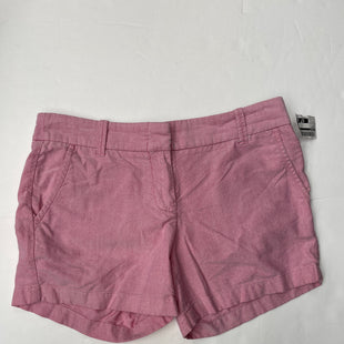 Primary Photo - BRAND: J CREW O STYLE: SHORTS COLOR: PINK SIZE: 2 SKU: 200-200197-34648