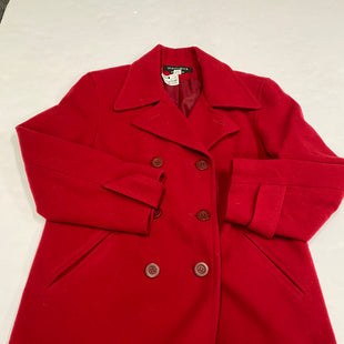 Primary Photo - BRAND:    CLOTHES MENTOR STYLE: COAT SHORT COLOR: RED SIZE: 8 OTHER INFO: DONNY BROOK - SKU: 200-200202-3620