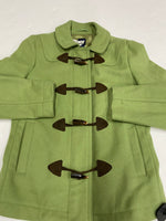 Photo #1 - BRAND: GAP <BR>STYLE: COAT SHORT <BR>COLOR: GREEN <BR>SIZE: S <BR>SKU: 200-200168-604