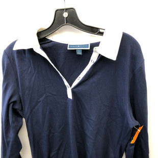Primary Photo - BRAND: KAREN SCOTT STYLE: TOP LONG SLEEVE COLOR: BLUE SIZE: L SKU: 200-200199-18263