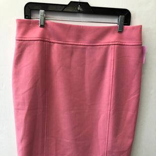 Primary Photo - BRAND: LOFT STYLE: SKIRT COLOR: PINK SIZE: 10 SKU: 200-200192-6370